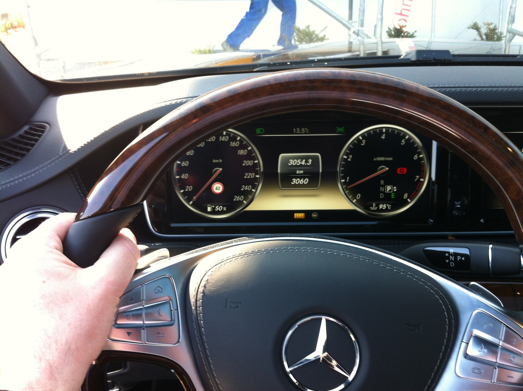 MB S500