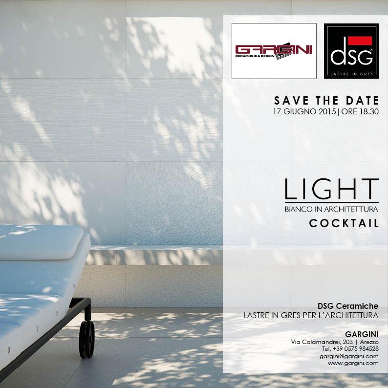 Evento in Arezzo della DSG con presentazione della nuova linea Light