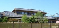 実際に完成したK邸  木造2階建