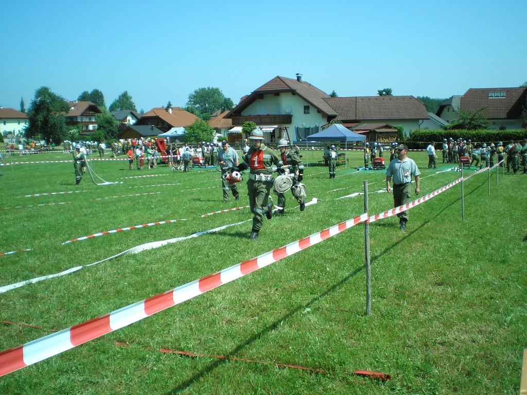 Abschnittsbewerb Vöcklabruck in Aurach
