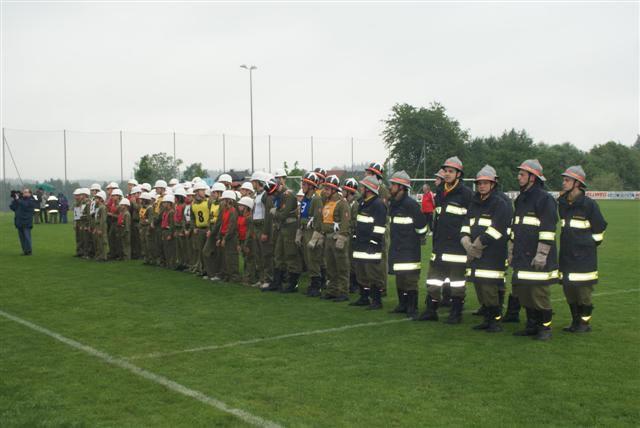 Abschnittsbewerb Vöcklabruck in Gampern