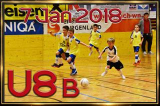 7. Jänner 2018  U8 B Turnier
