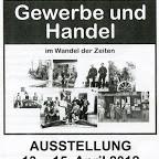 Ausstellung 2012, Gewerbe und Handel in Hornstein