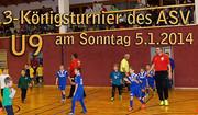 5.1.2014   Dreikönigsturnier Hornstein U9