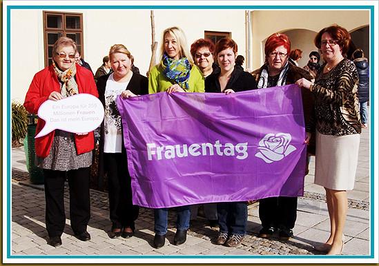 SPÖ Frauentag in Hornstein