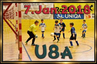 7. Jänner 2018  U8 A Turnier