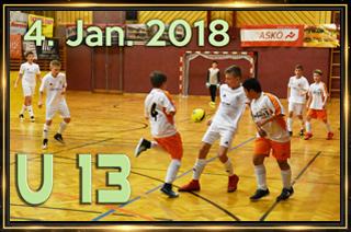 4. Jänner 2018 U13 Turnier