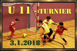 3. Jänner 2018  U 11 Turnier