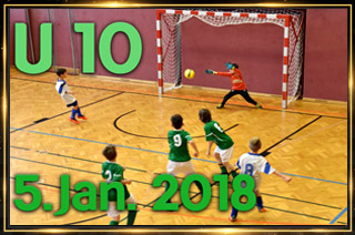 5. Jänner 2018 U 10 Turnier