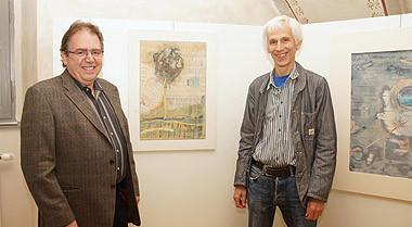 Ausstellung Peter Kauders