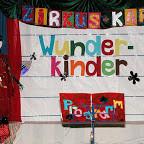 Zirkusmusical Wunderkinder 2009