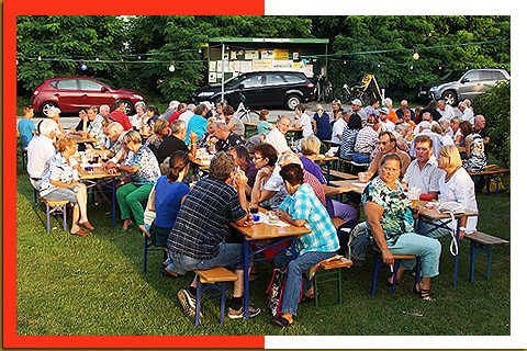 Sommerfest Seesiedlung