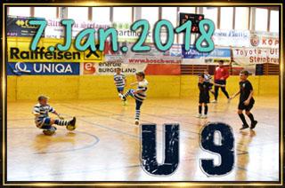 7. Jänner 2018  U9 Turnier