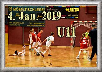 Dreikönigsturnier 2019  U11