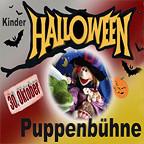 Kinder Halloween, Puppenbühne 2013