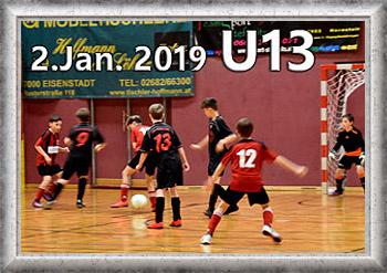 Dreikönigsturnier 2019  U13