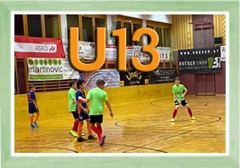 U13  3 Königs Turnier des ASV Hornstein