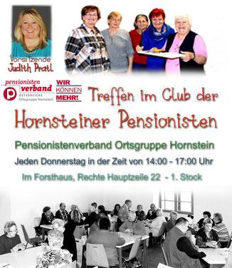 24-Stunden-Pflege: Treffpunkt fr Hornsteiner Pflegerinnen