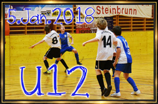 5. Jänner 2018 U 12 Turnier