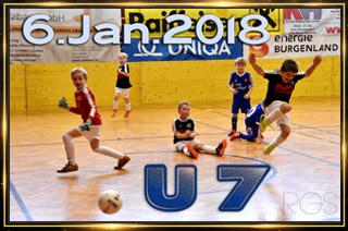 6. Jänner 2018  U7 Turnier
