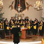 Adventkonzert 2010 Singgemeinschaft
