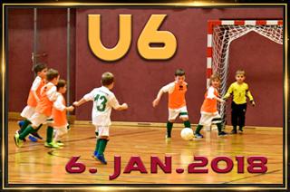 6. Jänner 2018  U6 Turnier
