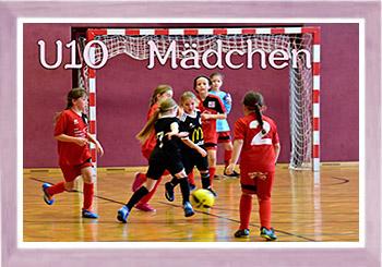 U10 Mädchen 3 Königs Turnier des ASV Hornstein