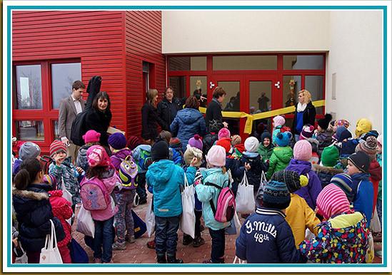 Umzug des Kindergarten