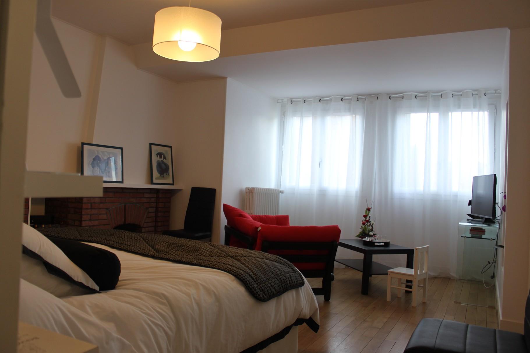 Au coeur de beauvais chambres d 39 h tes en centre ville - Chambre d hotes bruxelles centre ville ...
