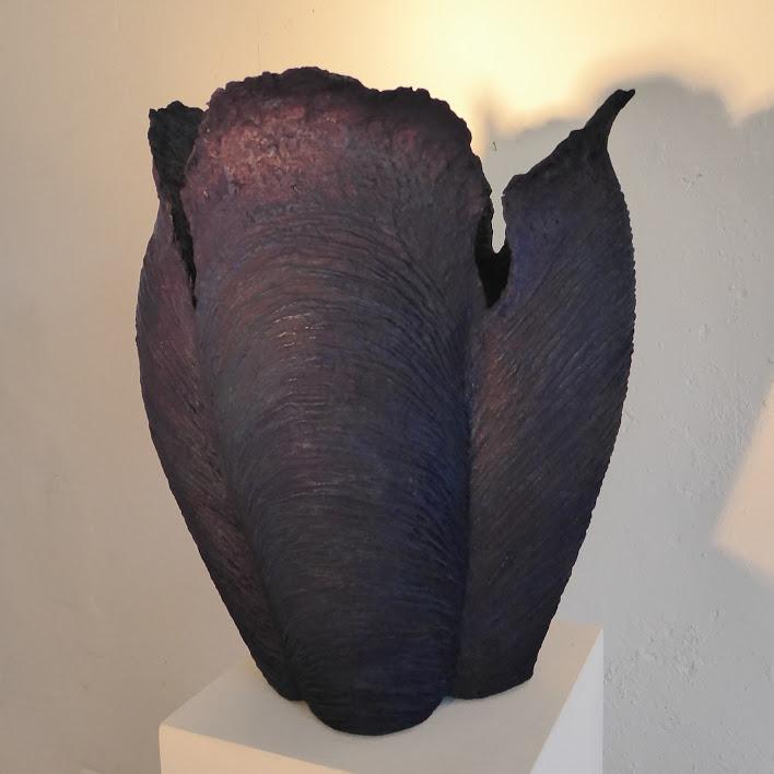 Sculpture en papier de Françoise Langlois