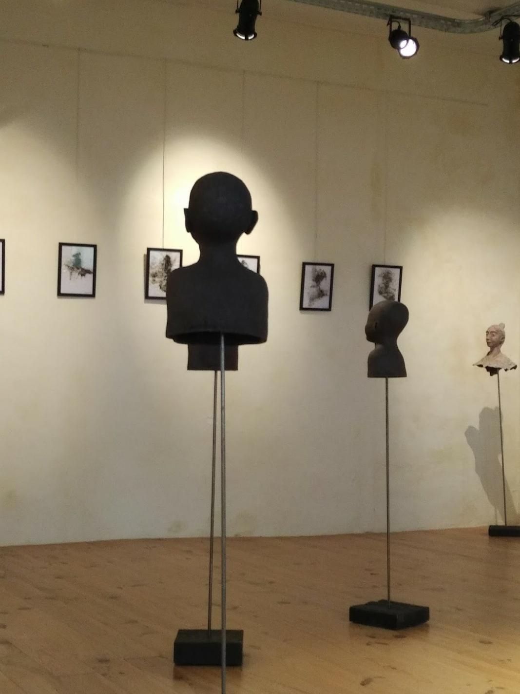 Exposition de juin 2018 Oeuvres de Fanny Pallaro