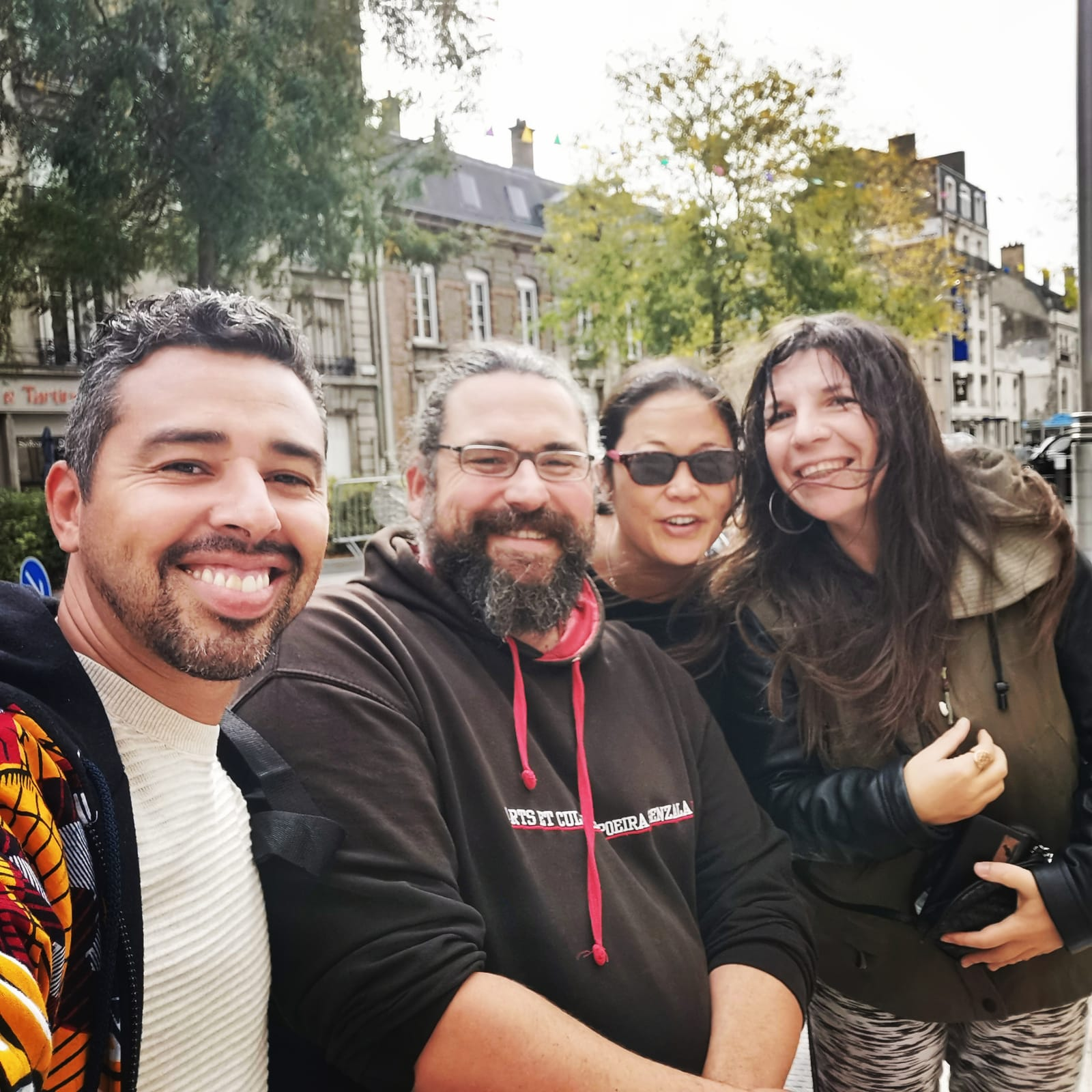 CONVIVIALITE - 2021 - Octobre - Visite de nos amis de Lyon