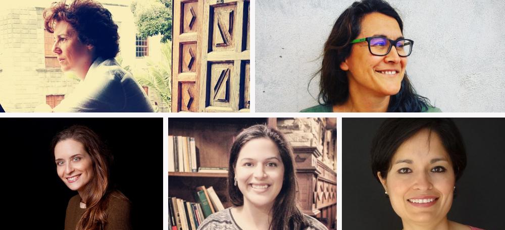 Cinco microrrelatistas en Canarias