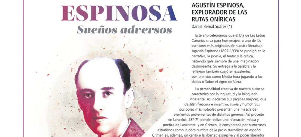 Agustín Espinosa por Daniel Bernal Suárez