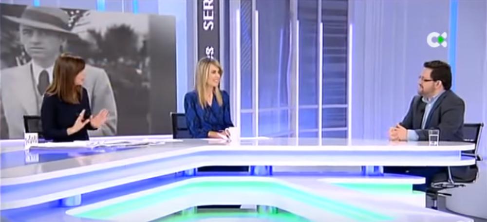 Sobre Agustín Espinosa en RTVC