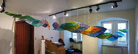 Fische, Rathaus Galerie Waren/Müritz