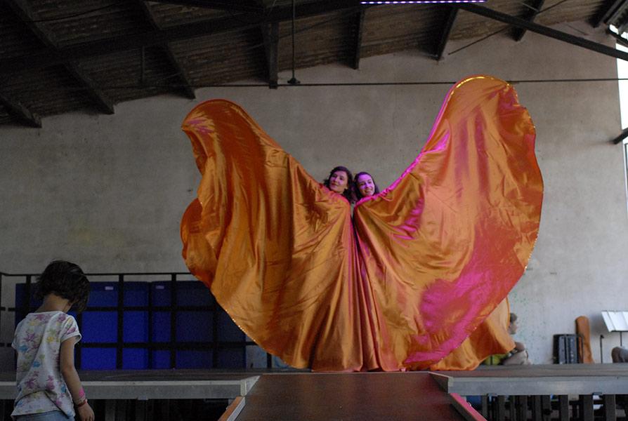 Vorführung des Alternativen Tanzclubs Bad Nauheim