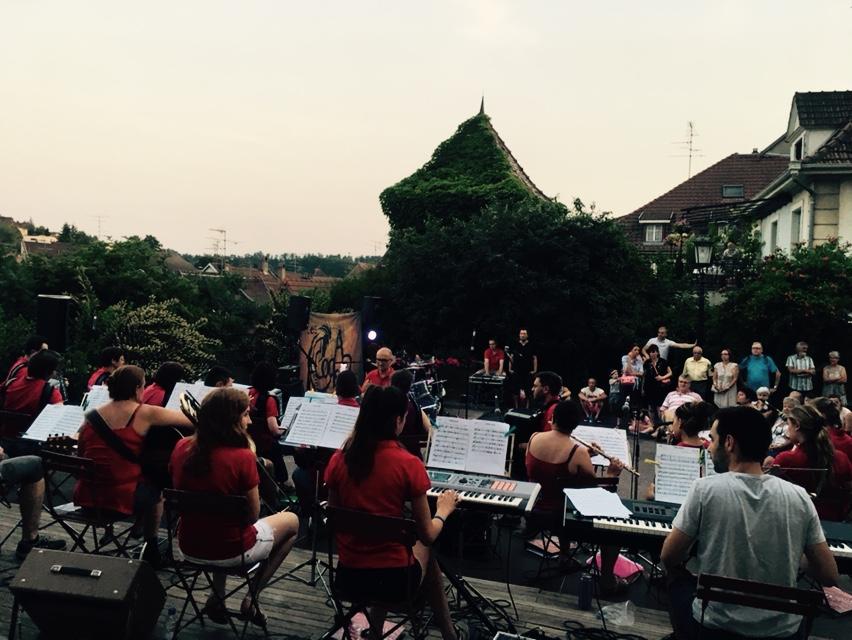 Fête de la musique - Altkirch - 21 juin 2017