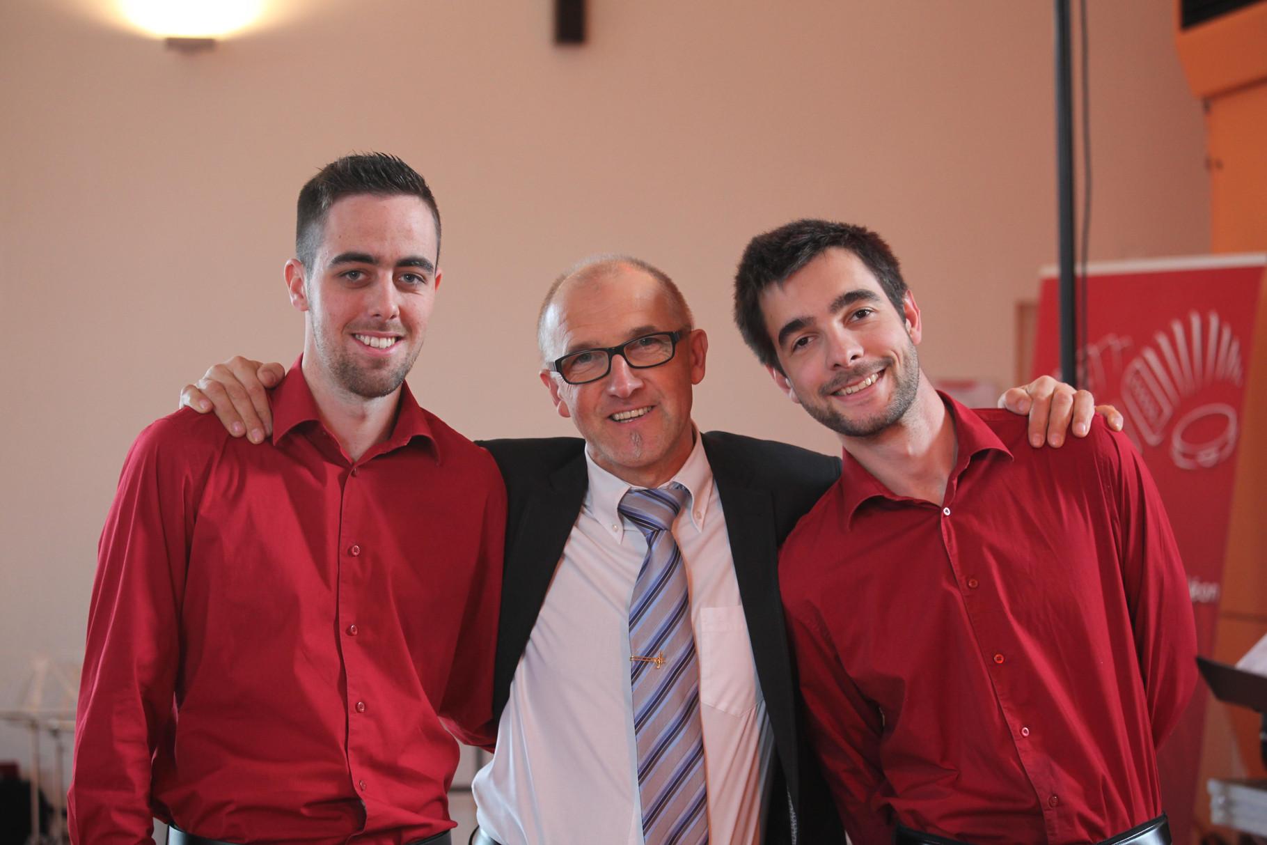 Les chefs d'orchestre - Roppentzwiller 18.10.15 - Photo P. Watelet