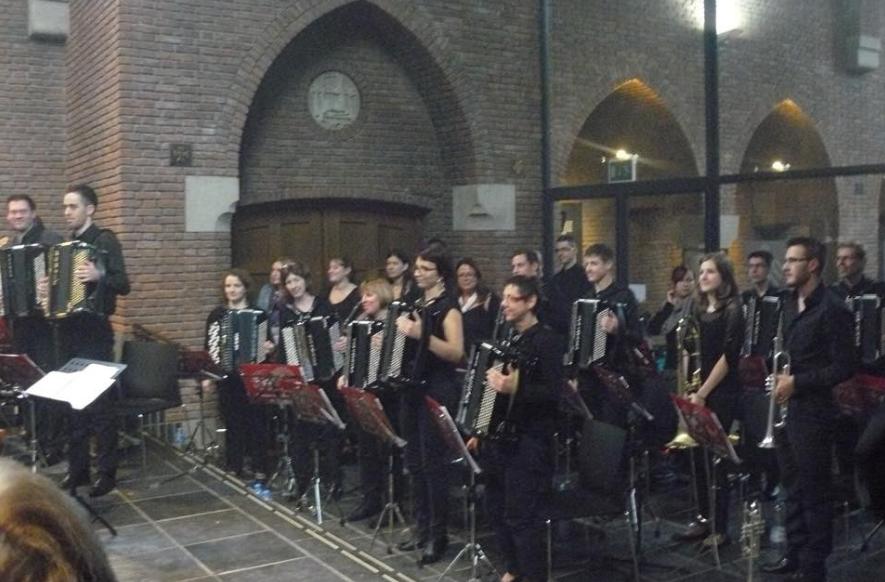 Du 18 au 20 octobre 2014 Voyage en Hollande avec deux concerts et des visites