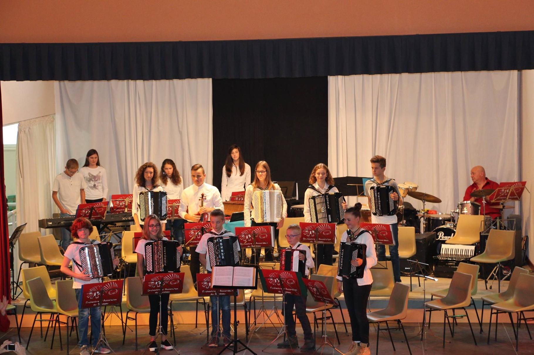 Concert Franco-Hollandais - Roppentwiller 18.10.15 - Photo F. Zimmermann