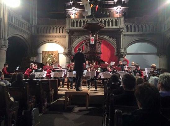 28 mars 2015 à 17h Concert au temple St Etienne à Mulhouse dans le cadre de l'heure musicale