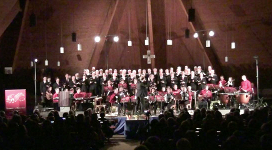 5 avril 2014 Eglise d'Illfurth Concert en association avec le Choeur d'hommes Liederkranz d'Attenschwiller