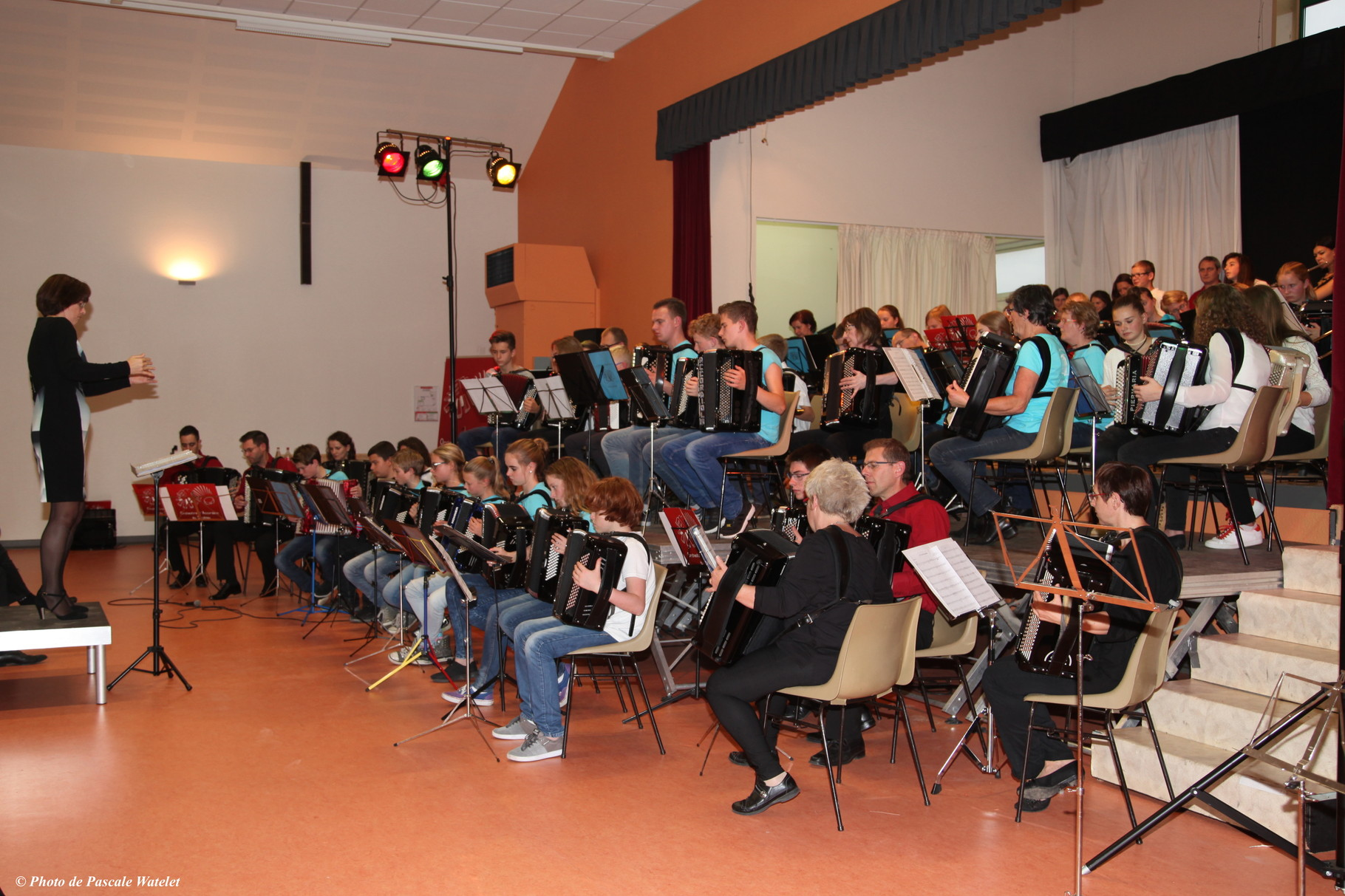 Concert Franco-Hollandais - Roppentzwiller 18.10.15 - Photo P.Watelet