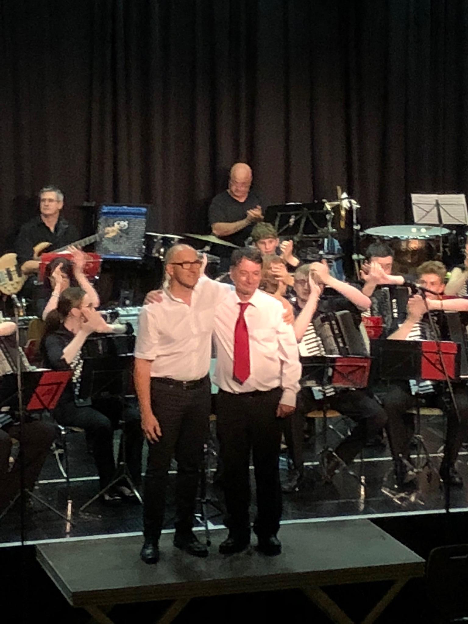 2018 - Concert avec les Irlandais à Altkirch