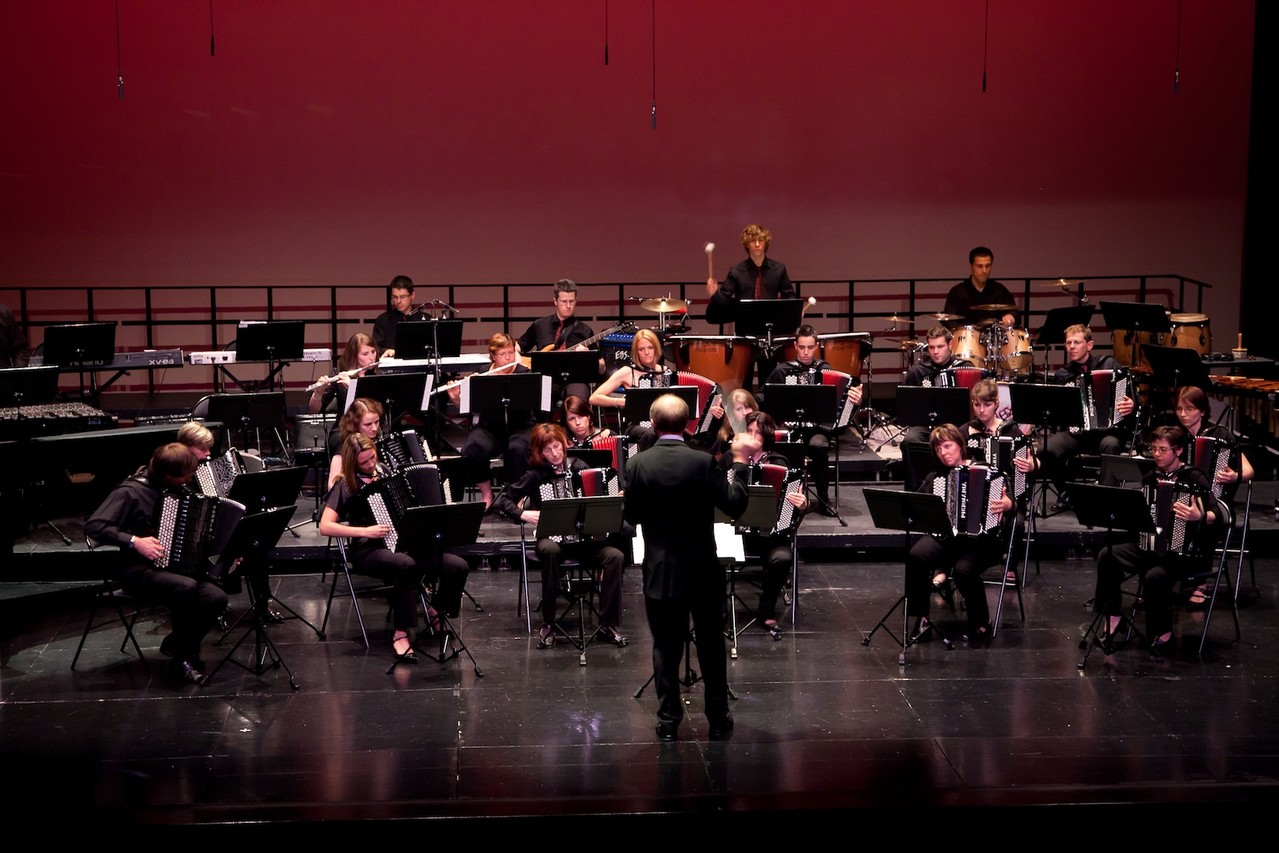 2011 : Concert à la Couploe à Saint Louis
