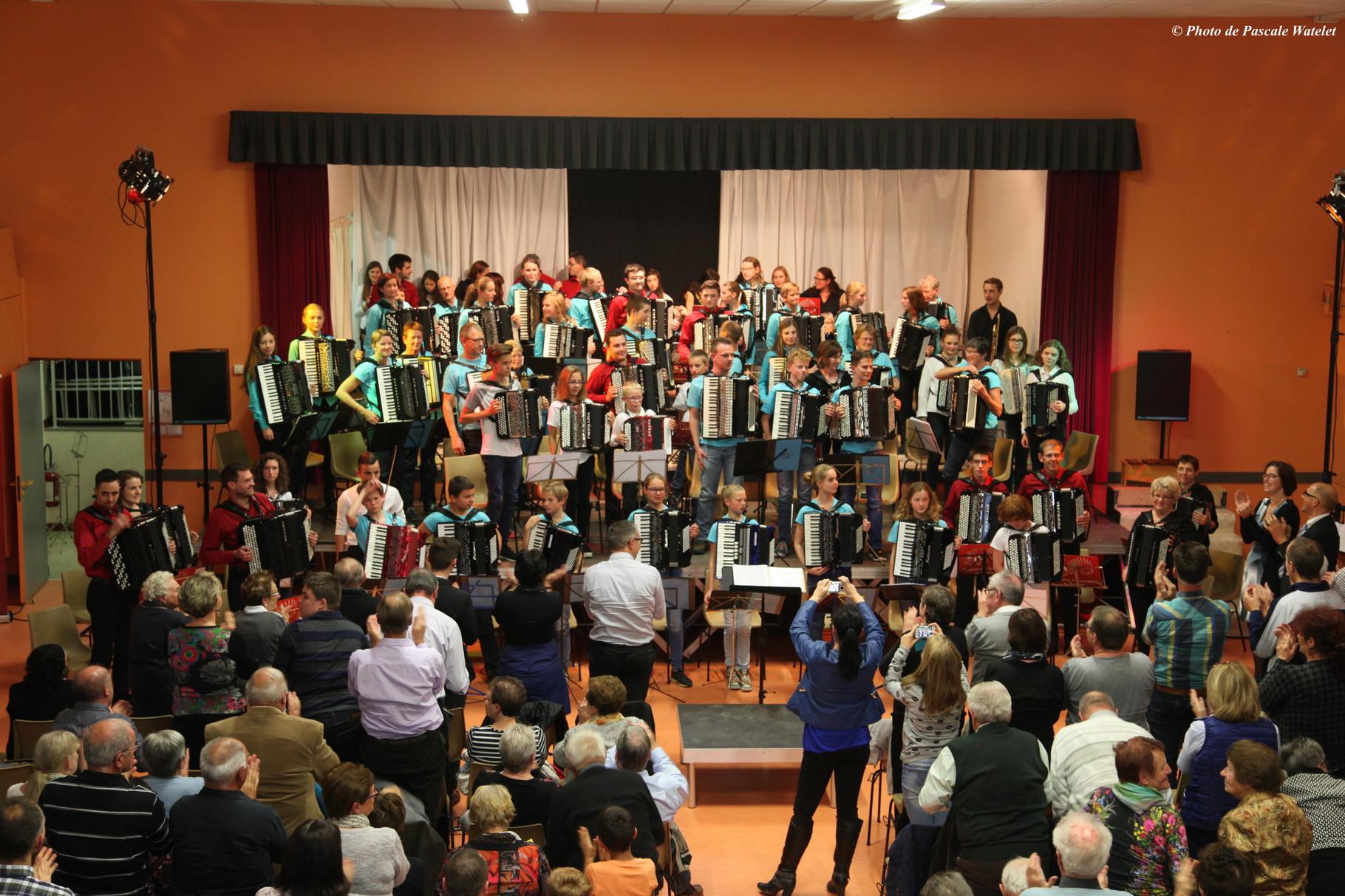 Concert Franco-Hollandais - Roppentzwiller 18.10.15 - Photo P.Watelet