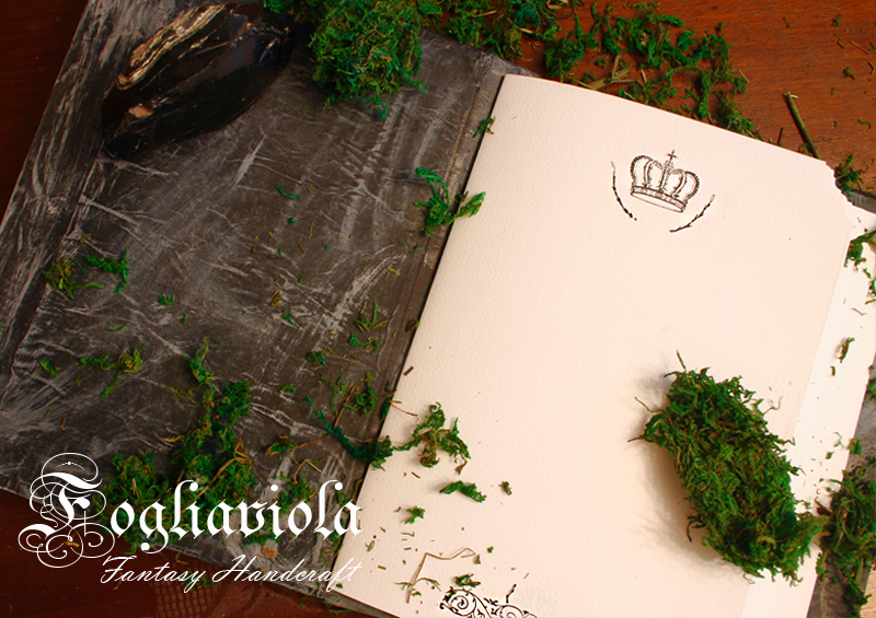 Tolkien Wedding Guestbook