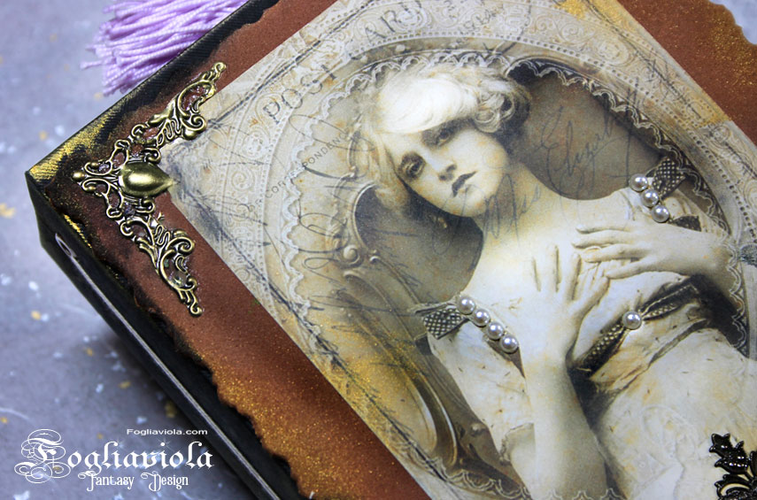 Vintage Dream Journal