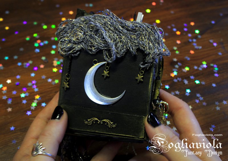Moon Sand Tiny Book